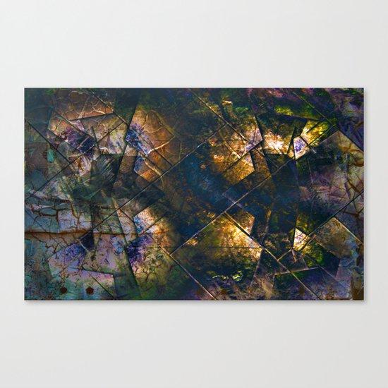 Outré Canvas Print