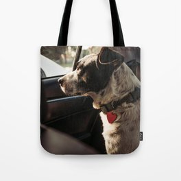 Dog by Joey Banks Tote Bag
