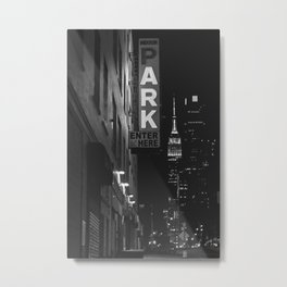 Salvation in the City Metal Print