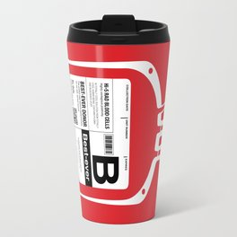 My Blood Type is B, for Best-ever! Travel Mug