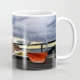 Rosé in the Storm Coffee Mug