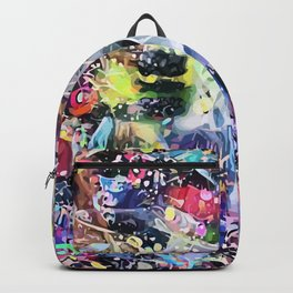 Crow's Paintbrush Backpack