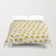 Eggs Duvet Cover
