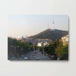 Itaewon Freedom Metal Print