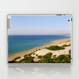 Golden Beach Laptop & iPad Skin