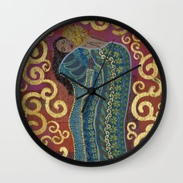 """Homecoming"" by ICA PAVON Wall Clock"