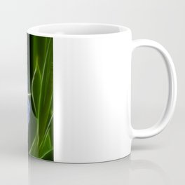 Blue Anemone Coffee Mug
