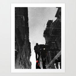 Roam in Rome 5 Art Print