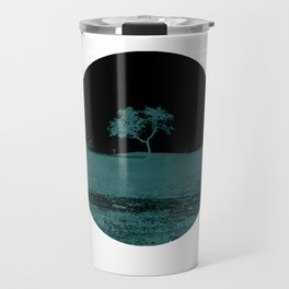 Lonely tree 2 Travel Mug