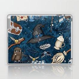 Hogwarts Things Laptop & iPad Skin