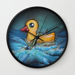 Quacken Wall Clock