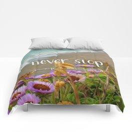 Explore Forever Comforters