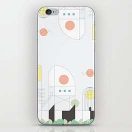 Forma 4 by Taylor Hale iPhone Skin