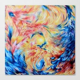 Phoenix Rising - Andrew Kaminski Art Canvas Print