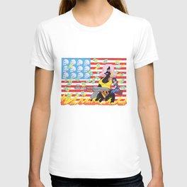 AMERICA HELL YEAH T-shirt