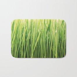 Green Green Grass Bath Mat