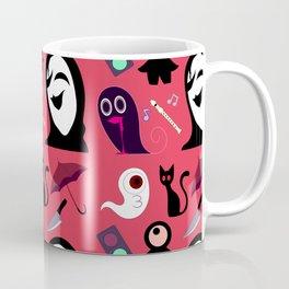 Yume Nikki Pattern Coffee Mug