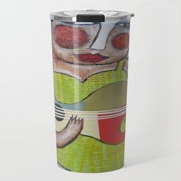 E, A, E7 Travel Mug