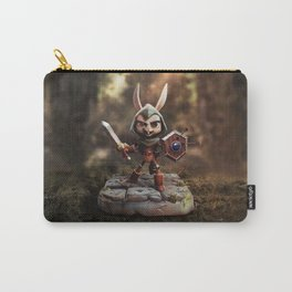 Rabbit warrior Carry-All Pouch