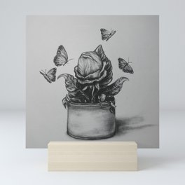 Hungry Mini Art Print