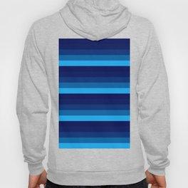 Blue stripes Hoody