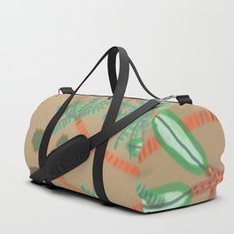Jungle Light Duffle Bag