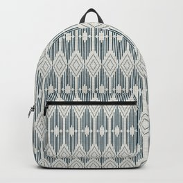 West End - Linen Backpack