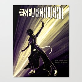 The Searchlight Canvas Print