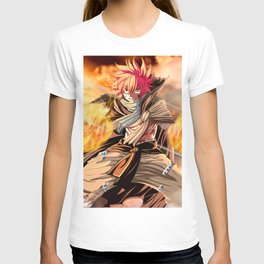 Natsu Dragneel Fairy Tail T-shirt