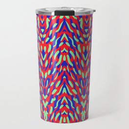 Damask Travel Mug