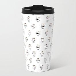 Jason Voorhees Pattern Travel Mug