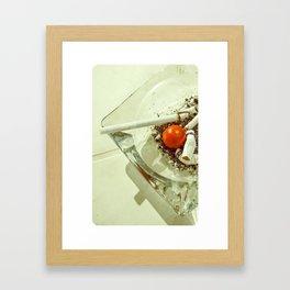 Ashtray Framed Art Print
