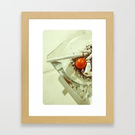 Ashtray Framed Art Print