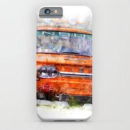 NSU TT iPhone Case