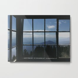 Mt. Sterling Fire Tower Metal Print