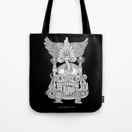 TOTEM - KNOCKOUT Tote Bag