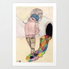Single status Art Print