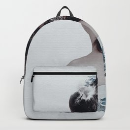 On Top Of The Mountain Backpack