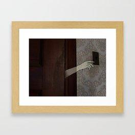 Ghost no. 6 Framed Art Print