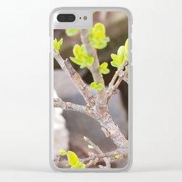 Wick Clear iPhone Case