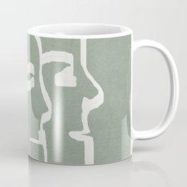 Abstract Statues Coffee Mug