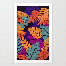 Flora Forever Art Print