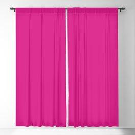 color Barbie pink Blackout Curtain