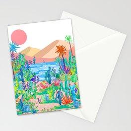 Wild West Desert Stationery Cards