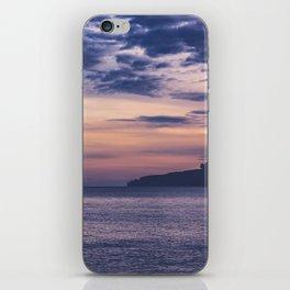 You & I iPhone Skin