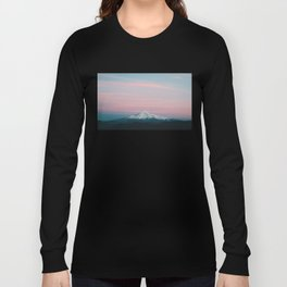 Mount Hood III Long Sleeve T-shirt