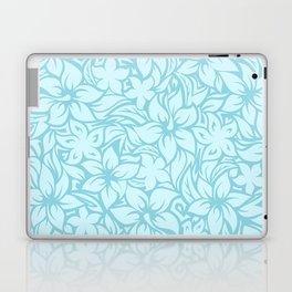 Moloaa Bay Hawaiian Hibiscus Aloha Shirt Print Laptop & iPad Skin