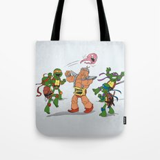 Keep Away! Tote Bag