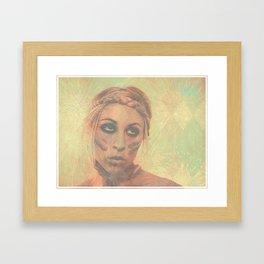 FIREWORKS & ARGYLE Framed Art Print