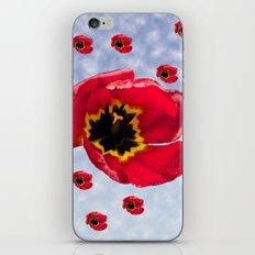 Lots of Bloomin' Tulips iPhone & iPod Skin